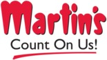 Martin's Super Markets logo
