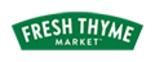 Fresh Thyme Farmer's Market logo