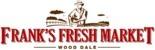 Frank's Fresh Market logo