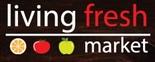 Living Fresh Market logo